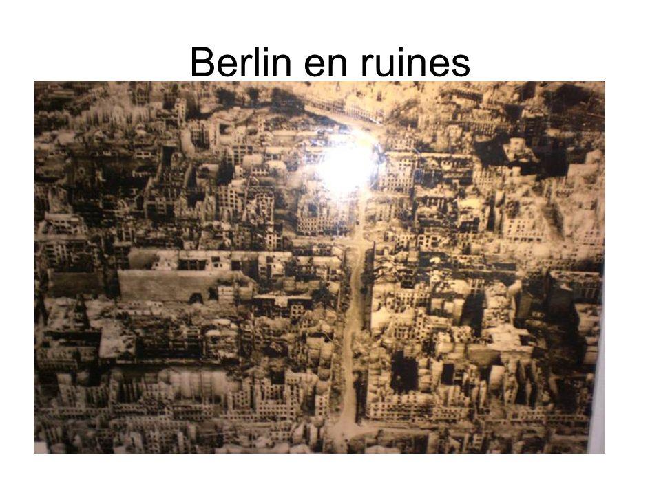 Berlin en ruines