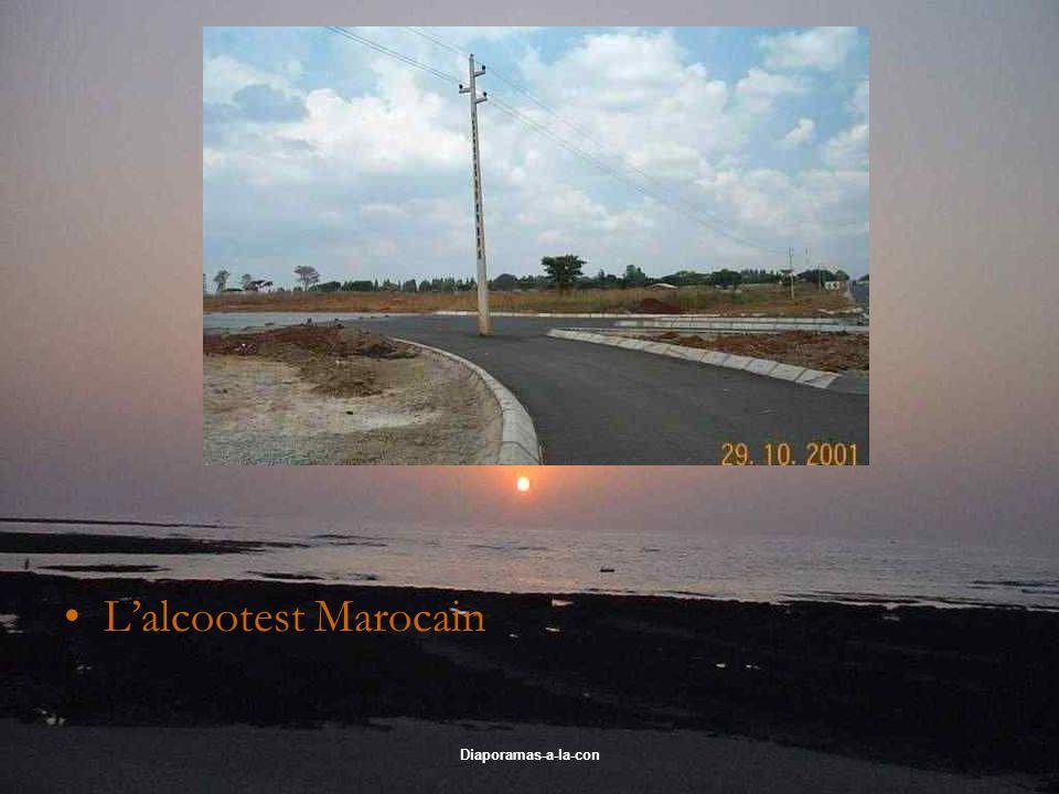 Diaporamas-a-la-con Lalcootest Marocain