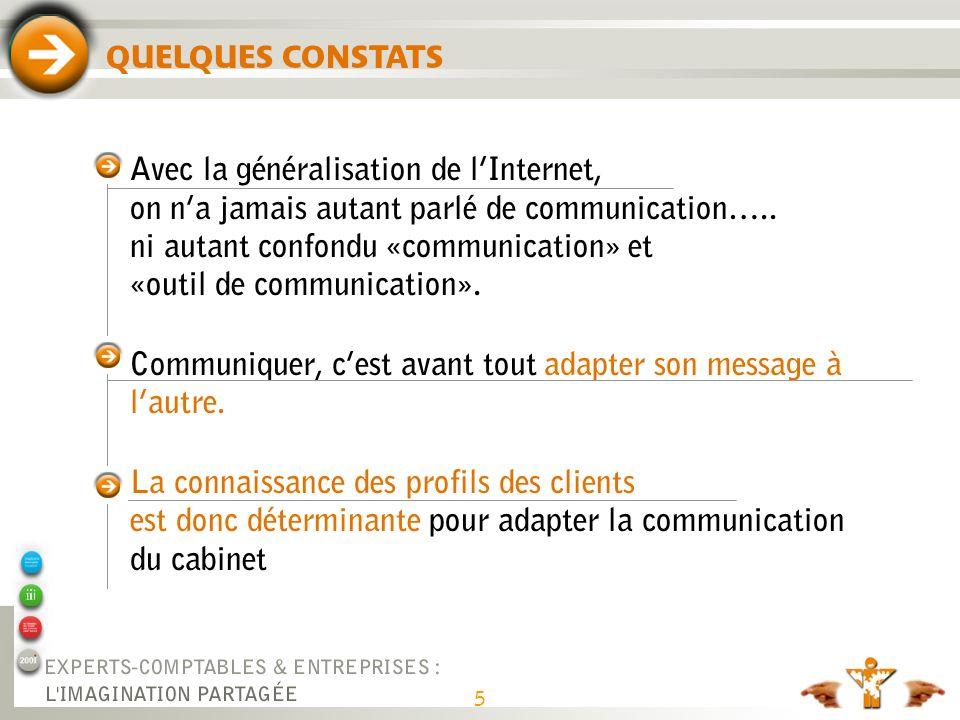 5 Avec la généralisation de lInternet, on na jamais autant parlé de communication….. ni autant confondu «communication» et «outil de communication». C
