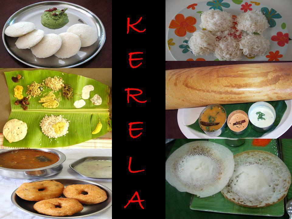 Bengal-The State Of Sweets Le riz et le poisson sont les aliments traditionnels préférés.