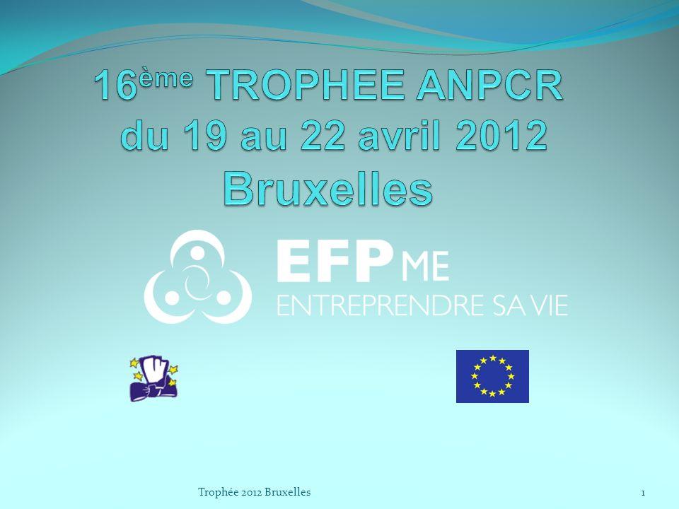 1Trophée 2012 Bruxelles