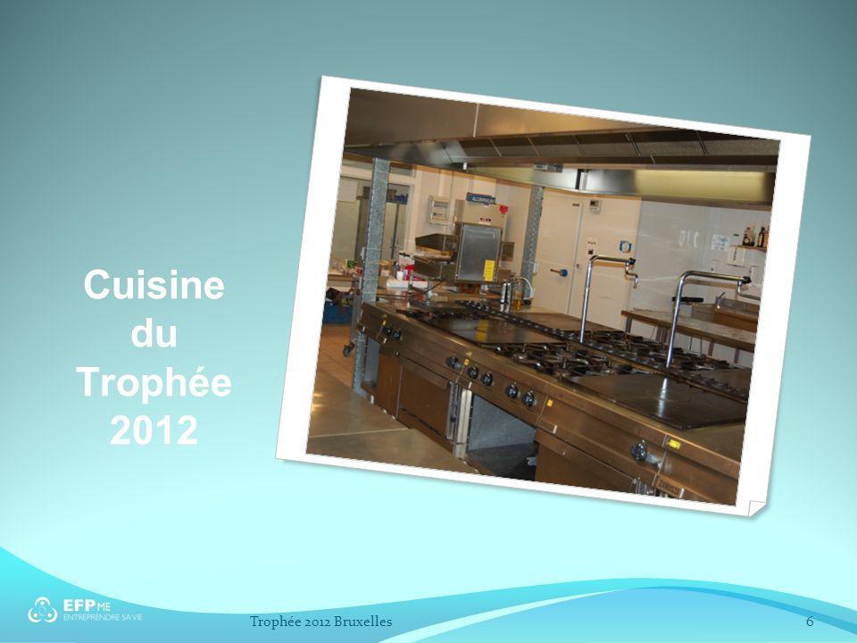 6Trophée 2012 Bruxelles
