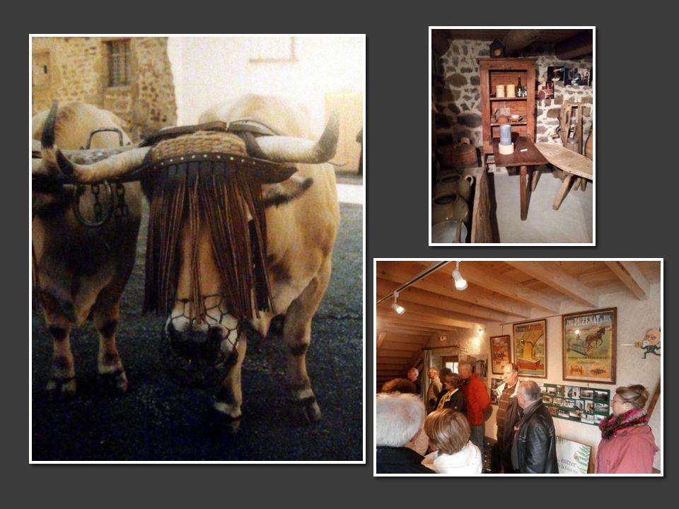 SAUVAIN Petit village au cœur des Monts du Forez DIMANCHE 9 JUIN Son musée des traditions et de la fourme