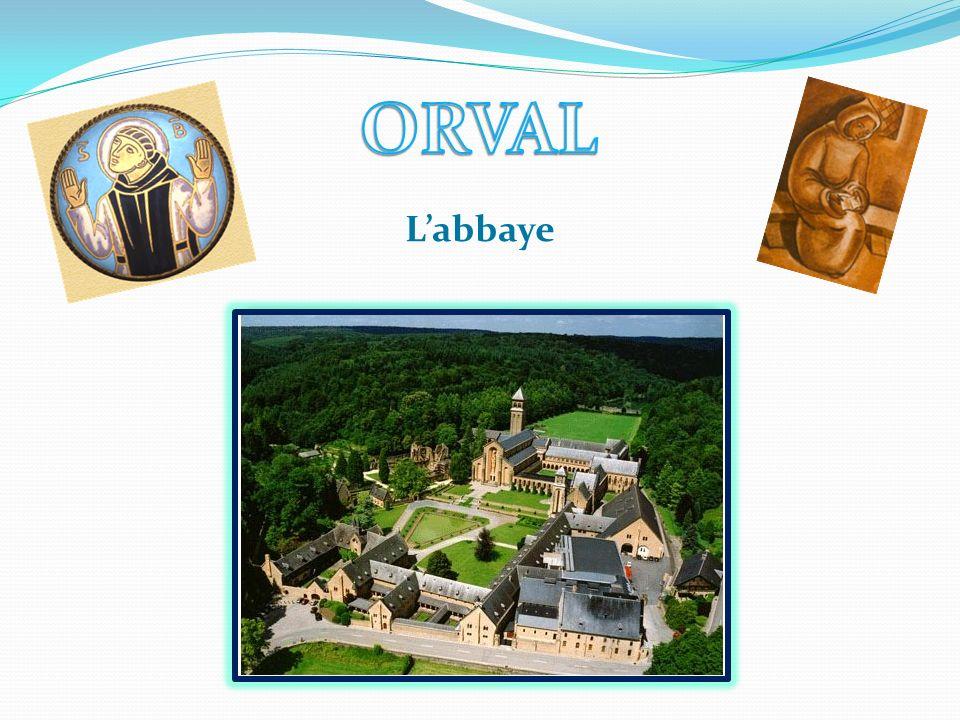 La fromagerie La fabrication de fromage à l Abbaye d Orval date de 1928, deux ans après le retour des moines.