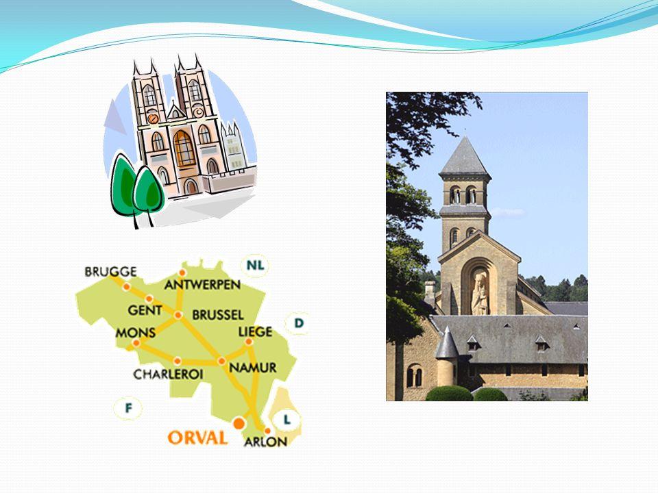 Le 9 mars 1132, sept moines cisterciens arrivèrent à Orval, avec à leur tête Constantin.