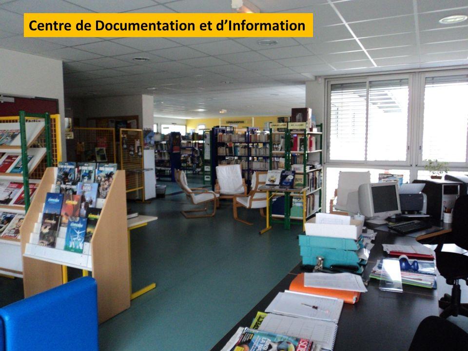 Centre de Documentation et dInformation