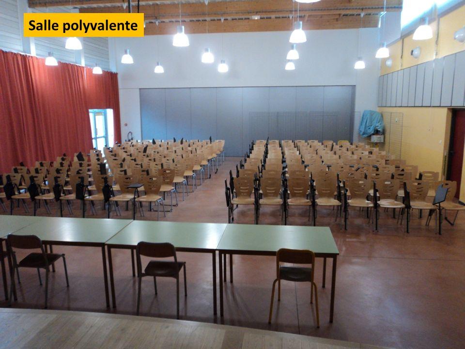 Salle polyvalente