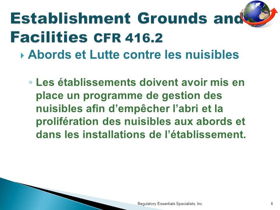Merci Regulatory Essentials Specialists, Inc.47