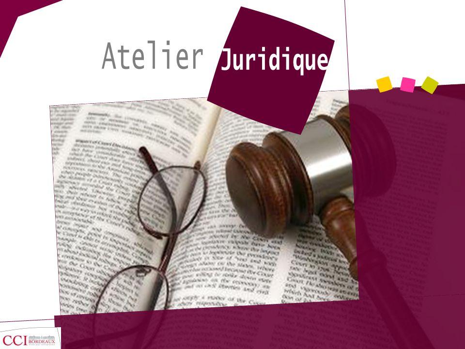 Les formes juridiques