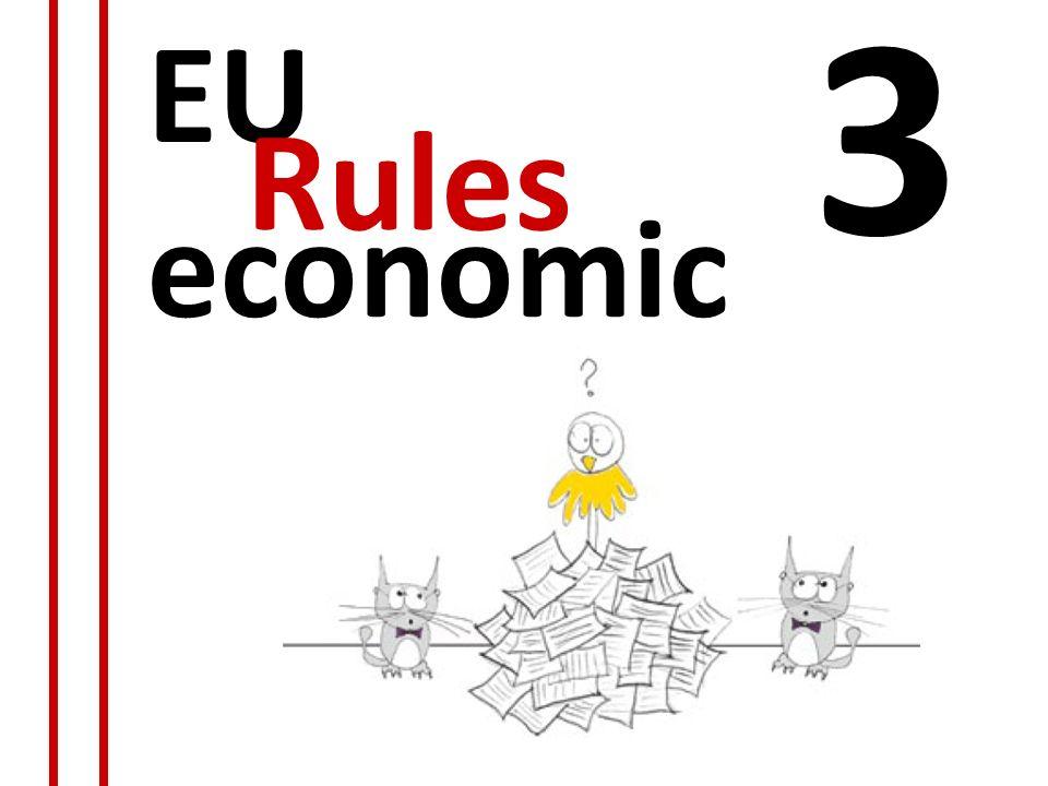 EU economic 3 Rules