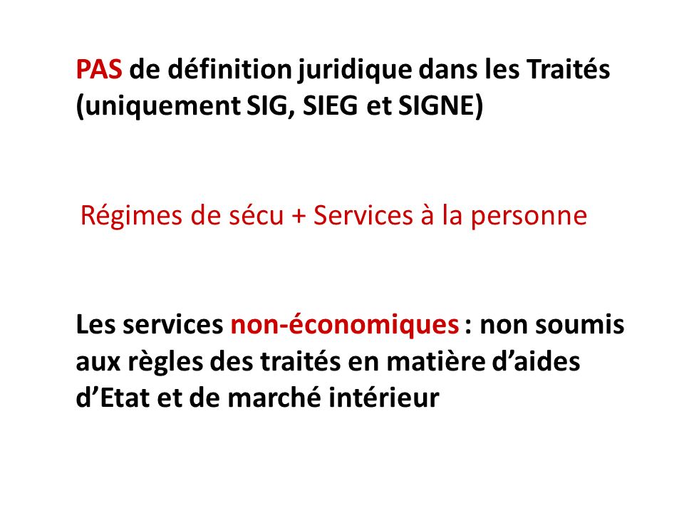 Marchandisation Sociale .