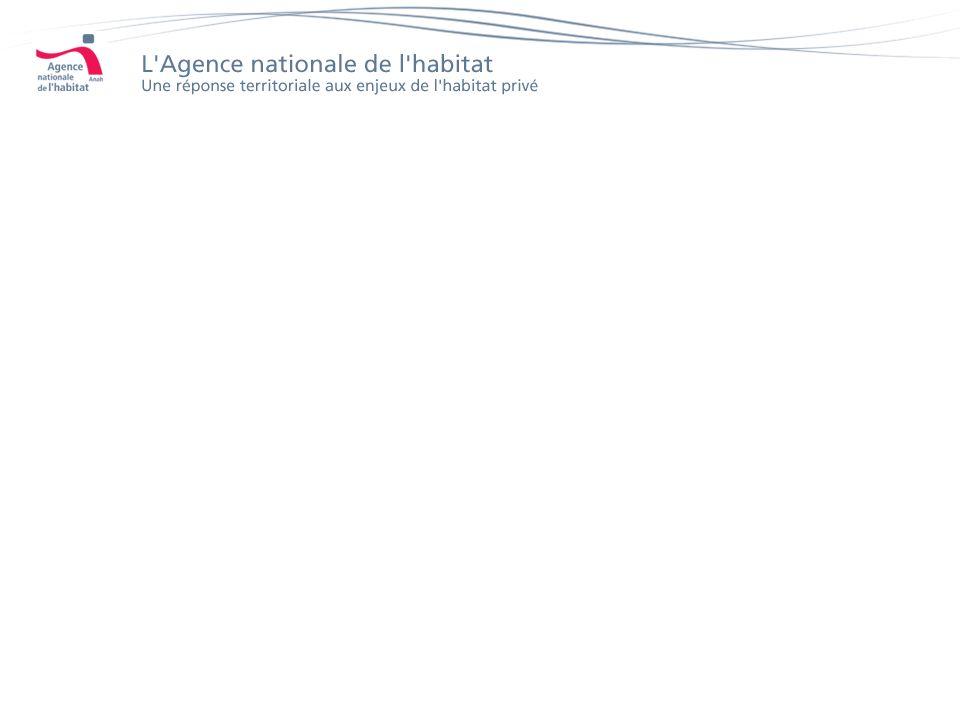 Le mécanisme dun financement 4 – Le rôle de la délégation locale - Le délégué de lAnah dans le département est le Préfet.