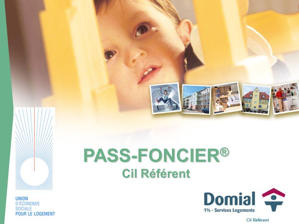 1 PASS-FONCIER ® Cil Référent
