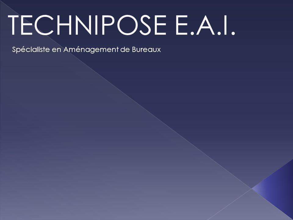 TECHNIPOSE E.A.I. Spécialiste en Aménagement de Bureaux