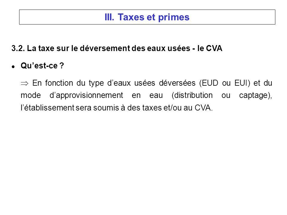 3.2.La taxe sur le déversement des eaux usées - le CVA l Quest-ce .