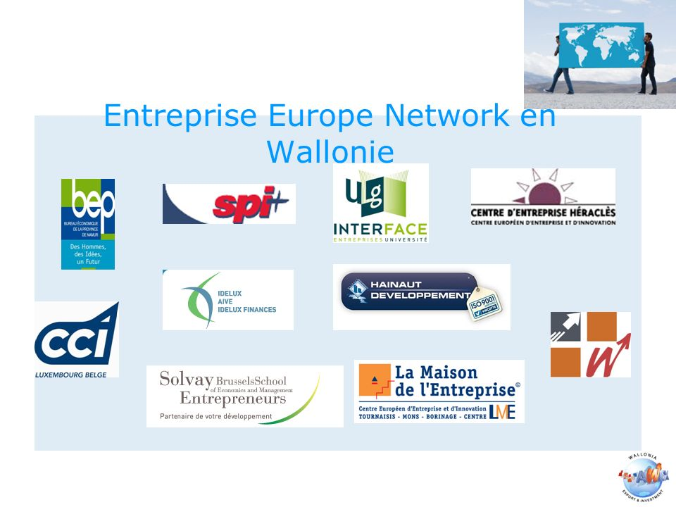 Entreprise Europe Network en Wallonie