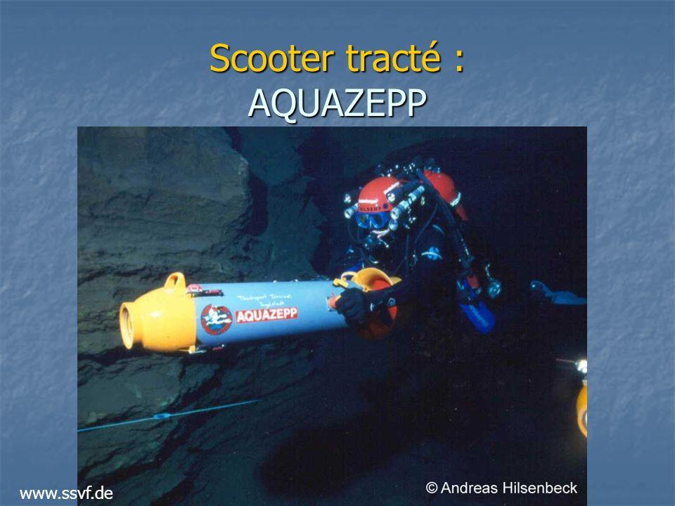 Scooter tracté : AQUAZEPP www.ssvf.de