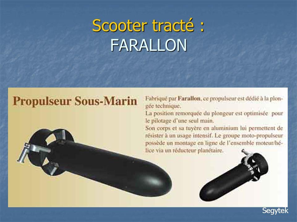 Scooter tracté : FARALLON Segytek