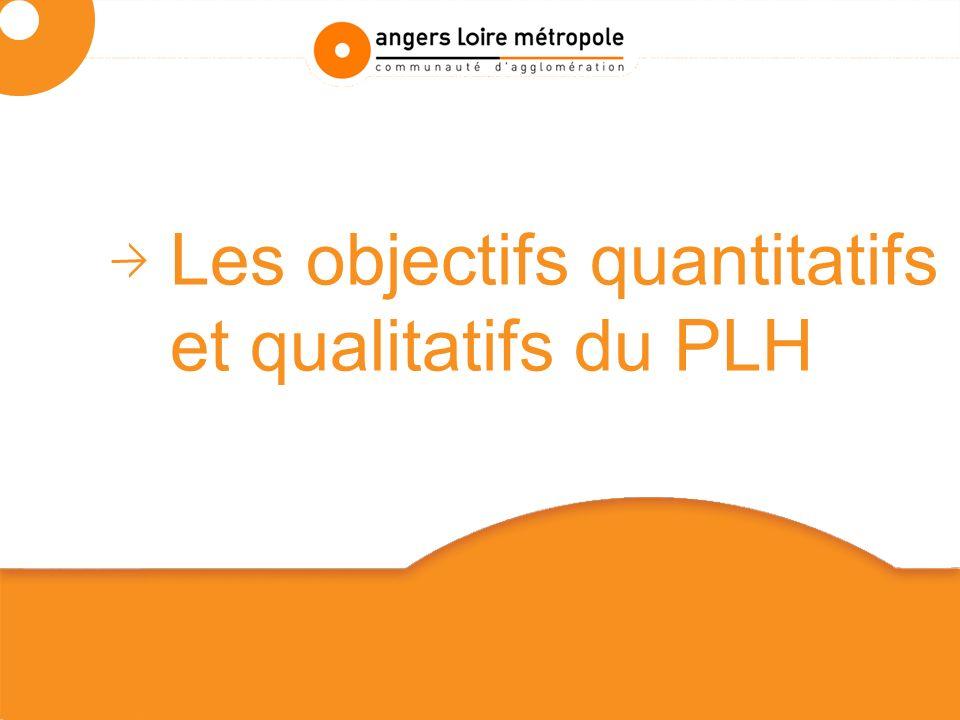 Les objectifs quantitatifs et qualitatifs du PLH