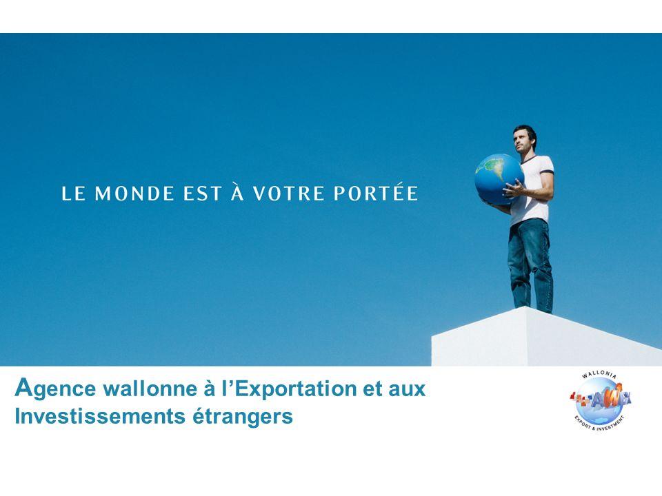 A gence wallonne à lExportation et aux Investissements étrangers