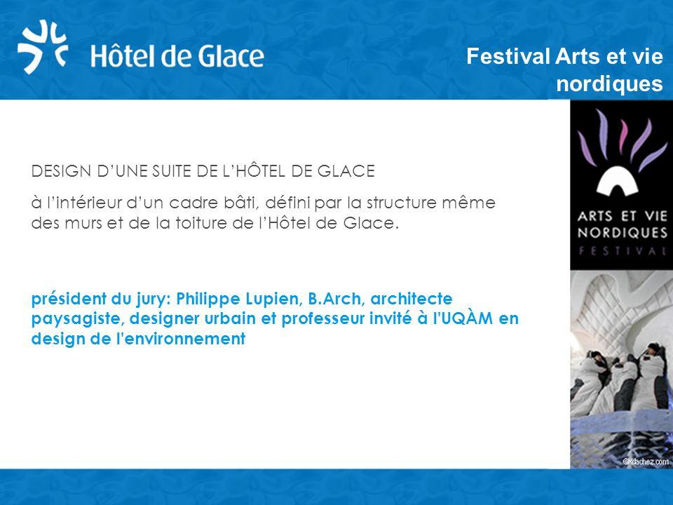 ©Xdachez.com www.hoteldeglace.qc.ca Festival Arts et vie nordiques