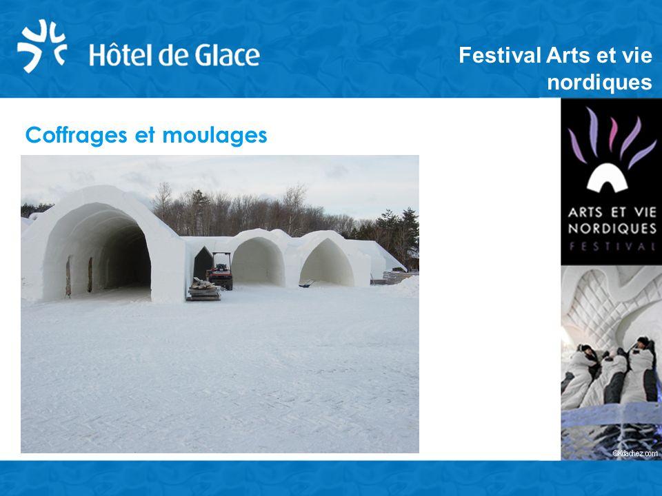 Construction ©Xdachez.com Festival Arts et vie nordiques