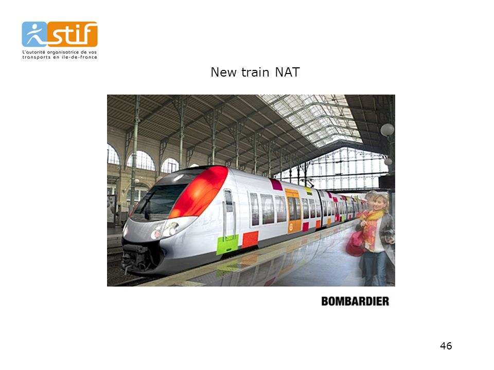 46 New train NAT