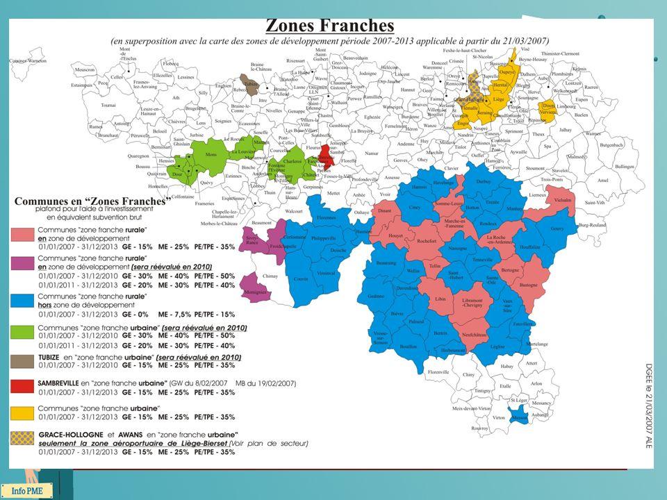 Aide à linvestissement 21/05/2010 Quest-ce quune Zone Franche Urbaine