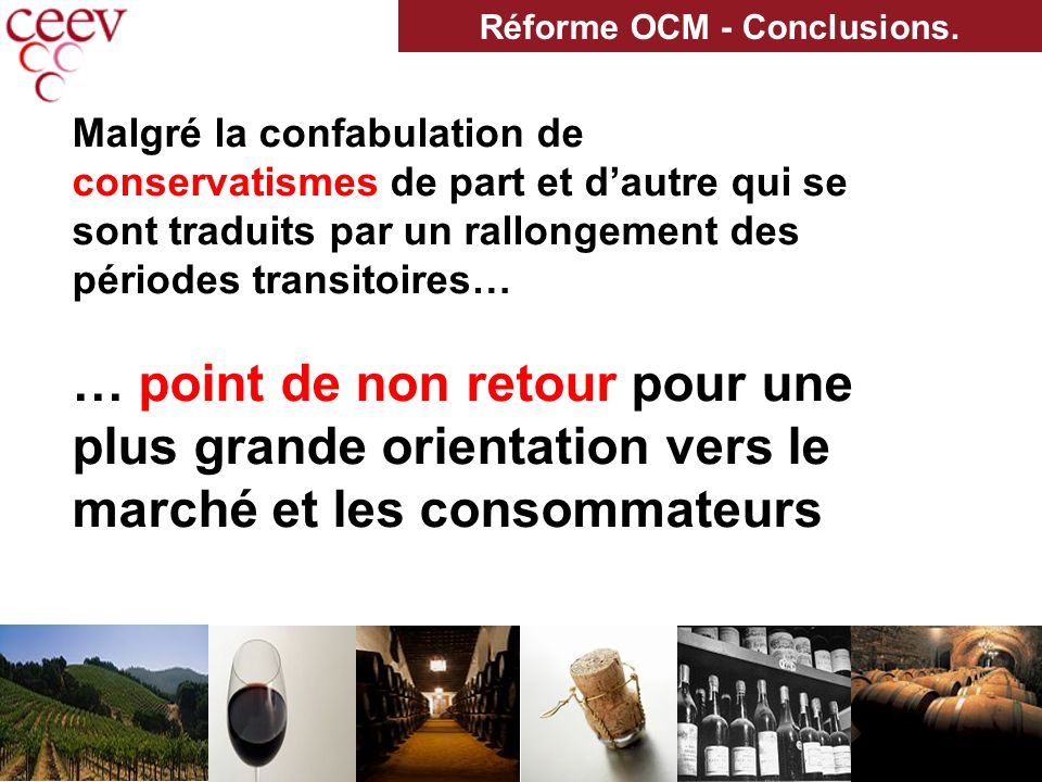CEEV – Comité Vins MERCI THANKS