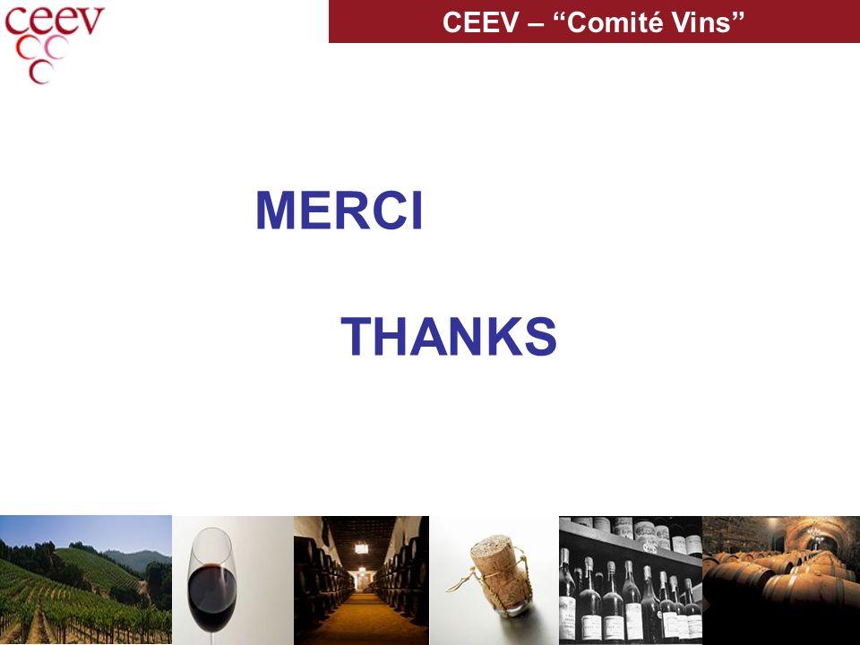 CEEV – Comité Vins MERCI THANKS