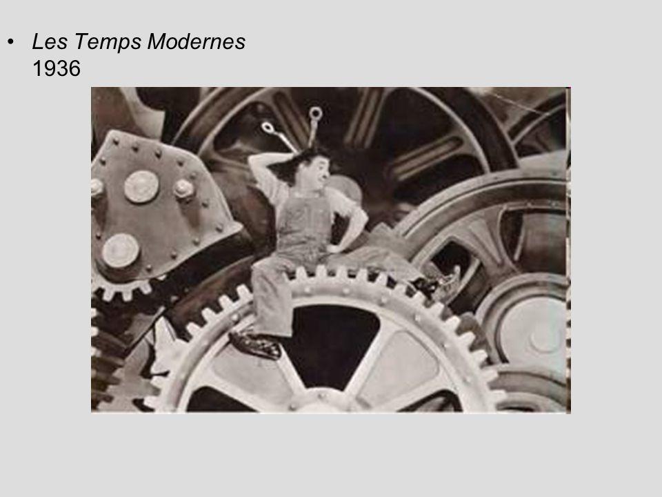 Les Temps Modernes 1936