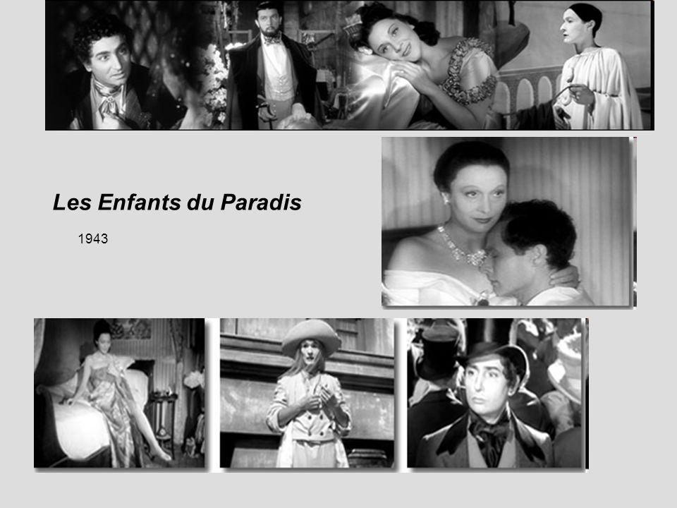 Les Enfants du Paradis 1943