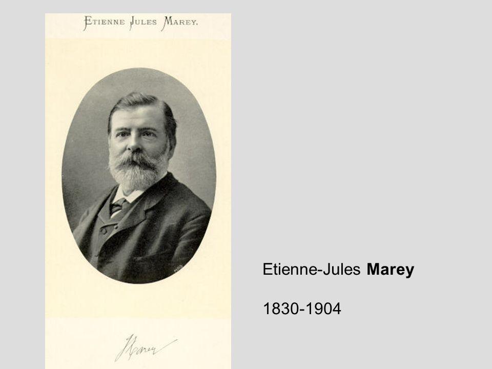 Etienne-Jules Marey 1830-1904