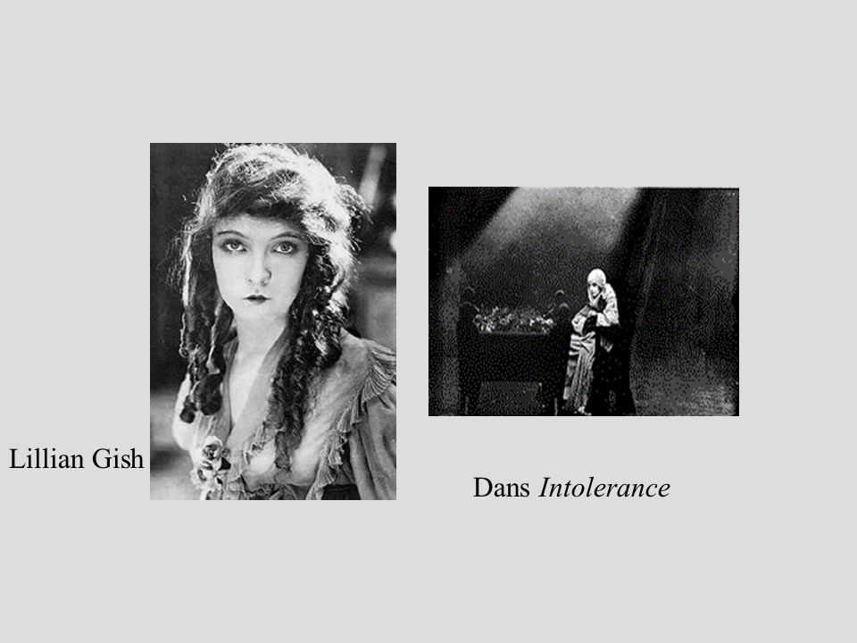 Lillian Gish Dans Intolerance