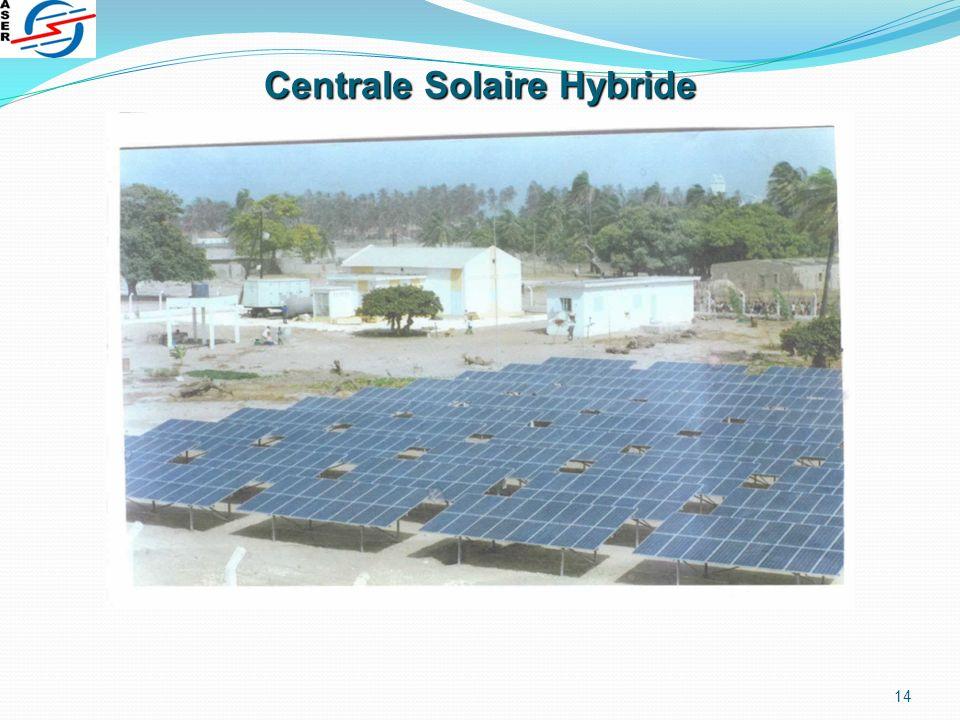14 Centrale Solaire Hybride
