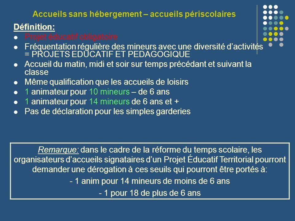 Le contrat dengagement éducatif Loi du 23 mai 2006 et décret du 28 juillet 2006: création du CEE, reservé aux animateurs exerçant moins de 80 jours à lannée.