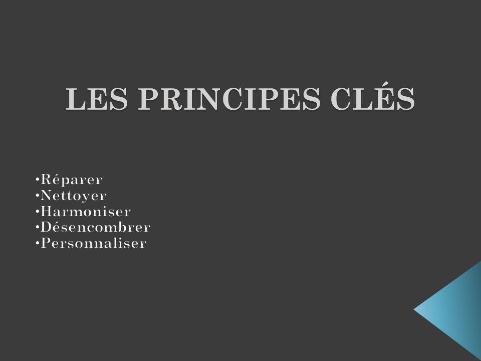 LES PRINCIPES CLÉS