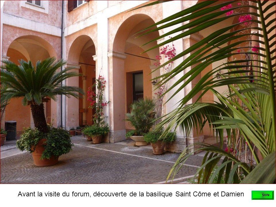 Après-midi, promenade au bord du Tibre, Le Castel Sant Angelo
