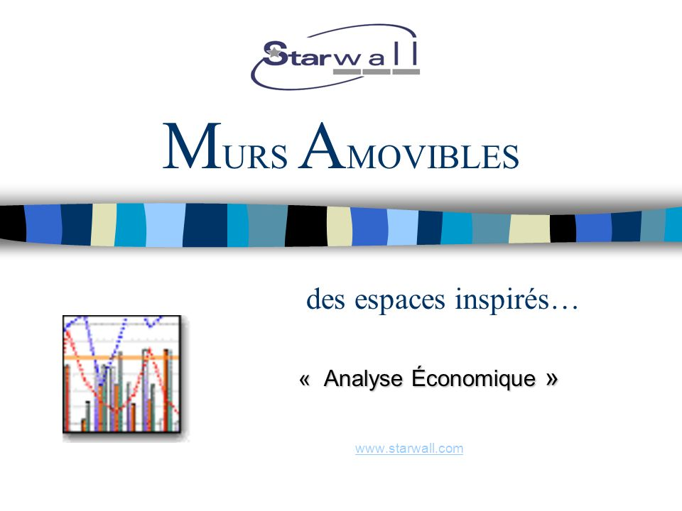 M URS A MOVIBLES des espaces inspirés… « Analyse Économique » www.starwall.com