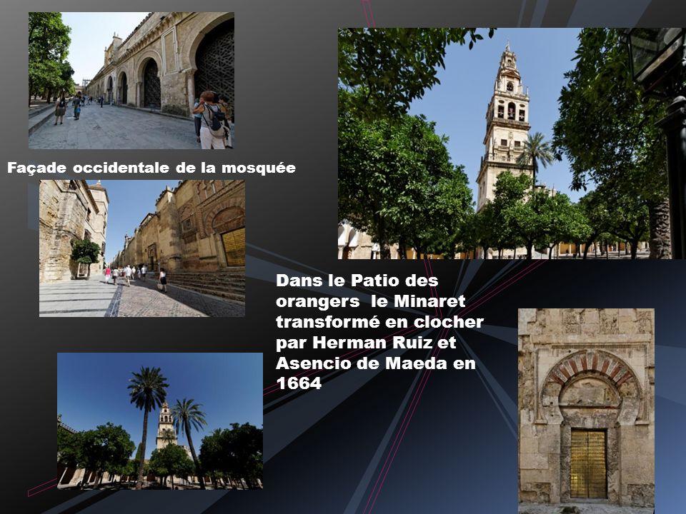 CORDOUE La Mezquita ou La Mosquée Cathédrale