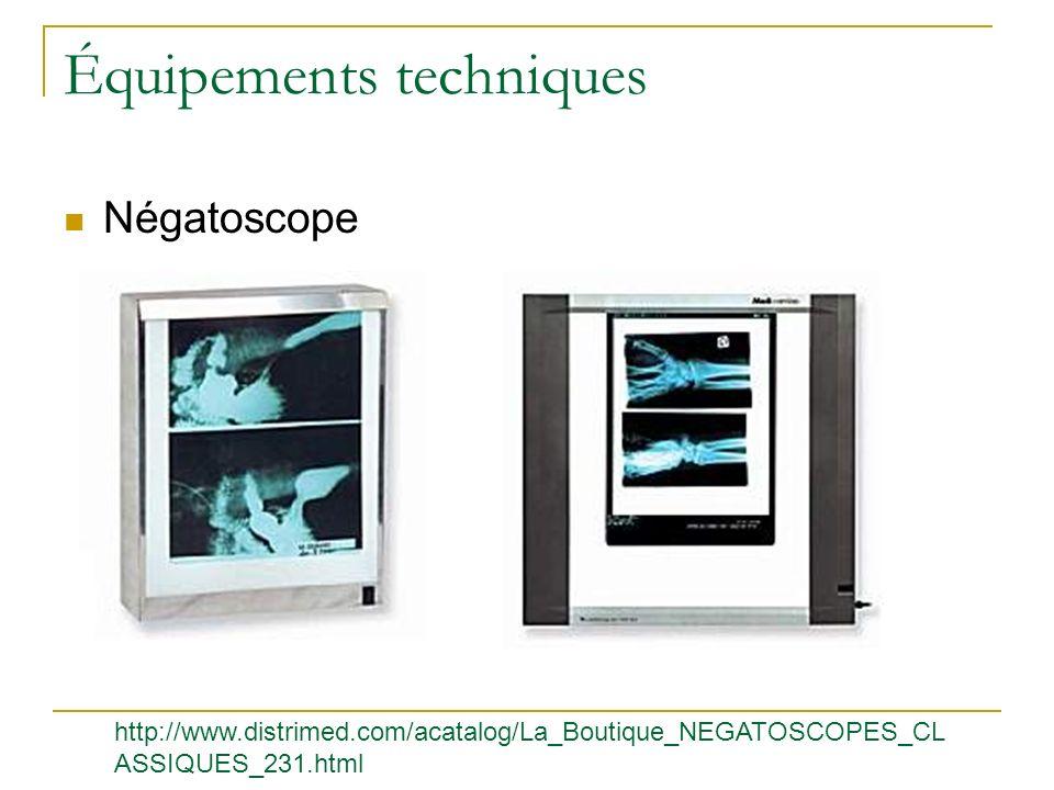 Équipements techniques Négatoscope http://www.distrimed.com/acatalog/La_Boutique_NEGATOSCOPES_CL ASSIQUES_231.html