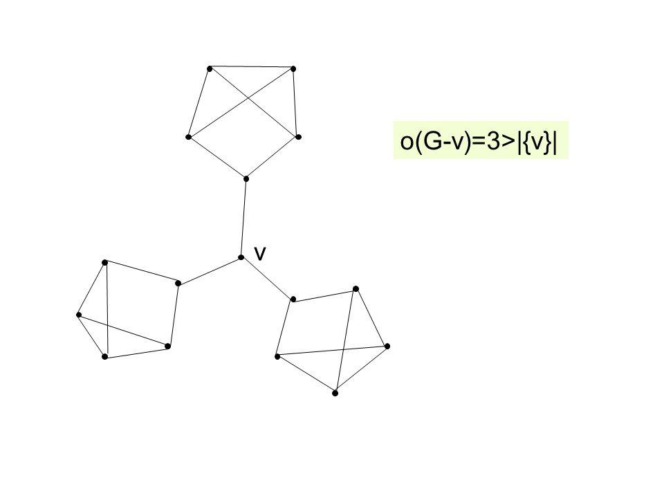 v o(G-v)=3>|{v}|