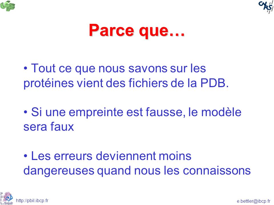 e.bettler@ibcp.fr http://pbil.ibcp.fr What IF Web Server pdbout_1crn.txt