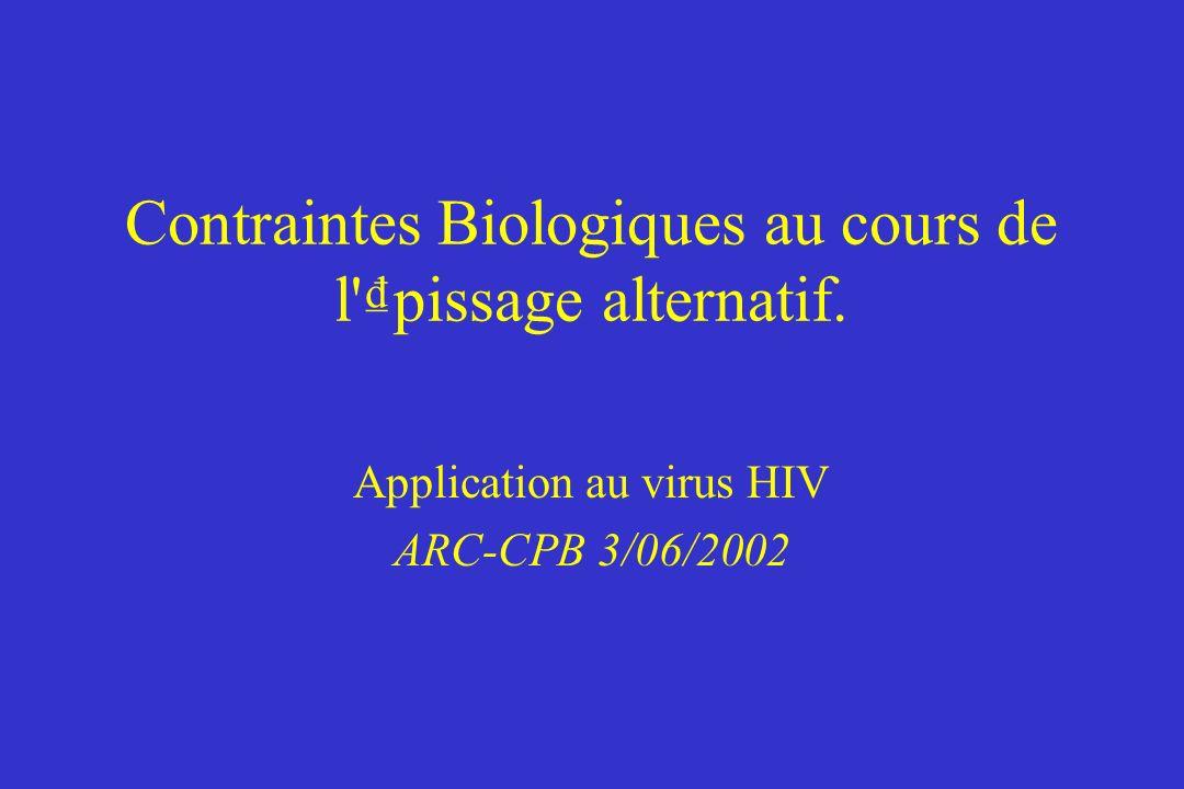 Concr tement •Donnes bibliographiques •Donnes exprimentales •Application aux sites A2 et A3 de HIV