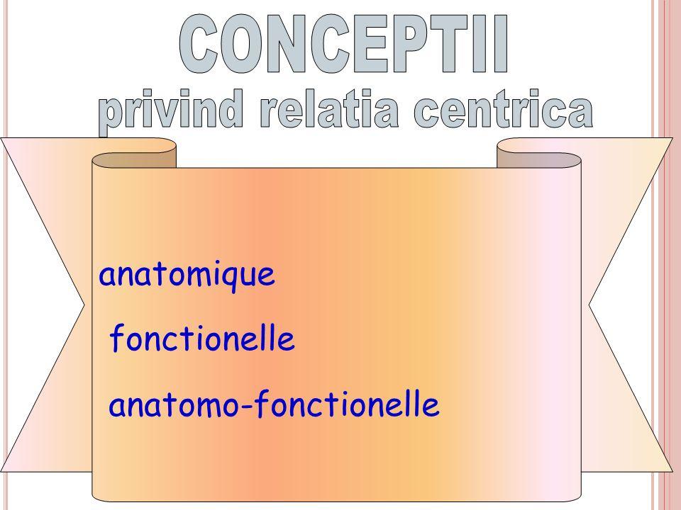 anatomique fonctionelle anatomo-fonctionelle