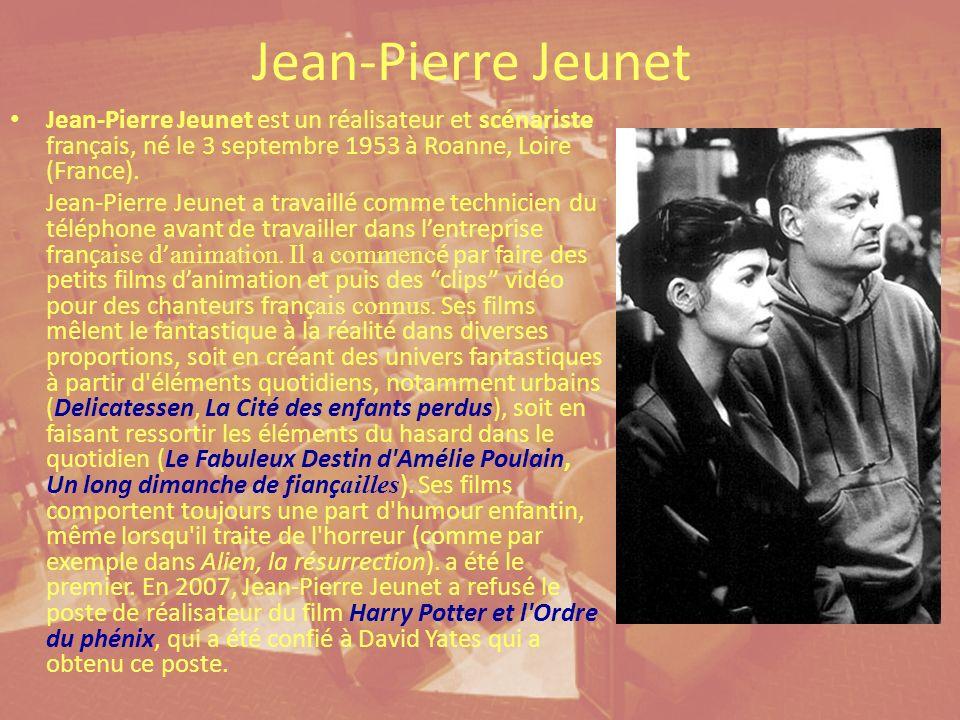 Un long Dimanche de Fian ç ailles ( A very long engagement) 2004 Jean-Pierre Jeunet