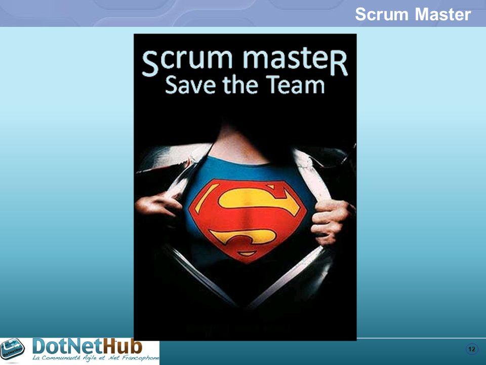 12 Scrum Master