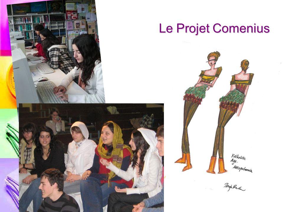 Le Projet Comenius