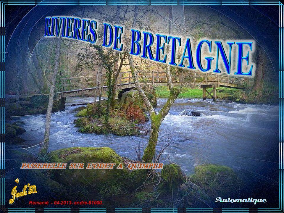 LE TRIEUX A PONTRIEUX - CÔTES DARMOR : Pontrieux est une commune du département des Côtes-d Armor, dans la région Bretagne, en France.