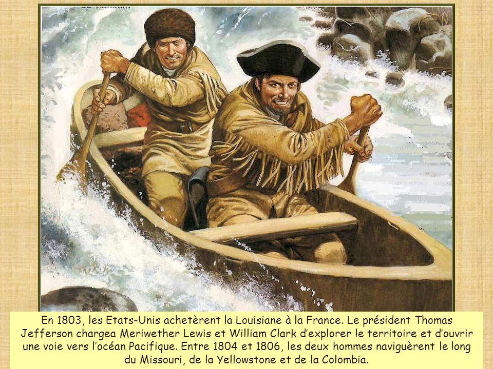 John Charles Frémont (1830-1890) participa à la conquête de la Californie.